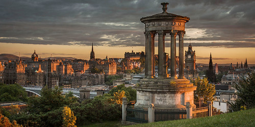 Golden Edinburgh | by Kirsty McWhirter