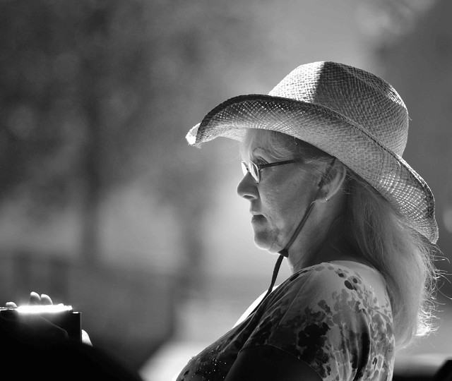 Cowgirl (Illinois music fest(