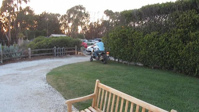 IMG_3305 bacara bmw motorcycle retro miro lawn