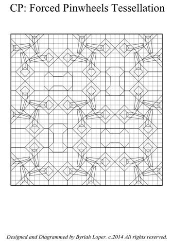 CP: Forced Pinwheels Tessellation | by Byriah Loper