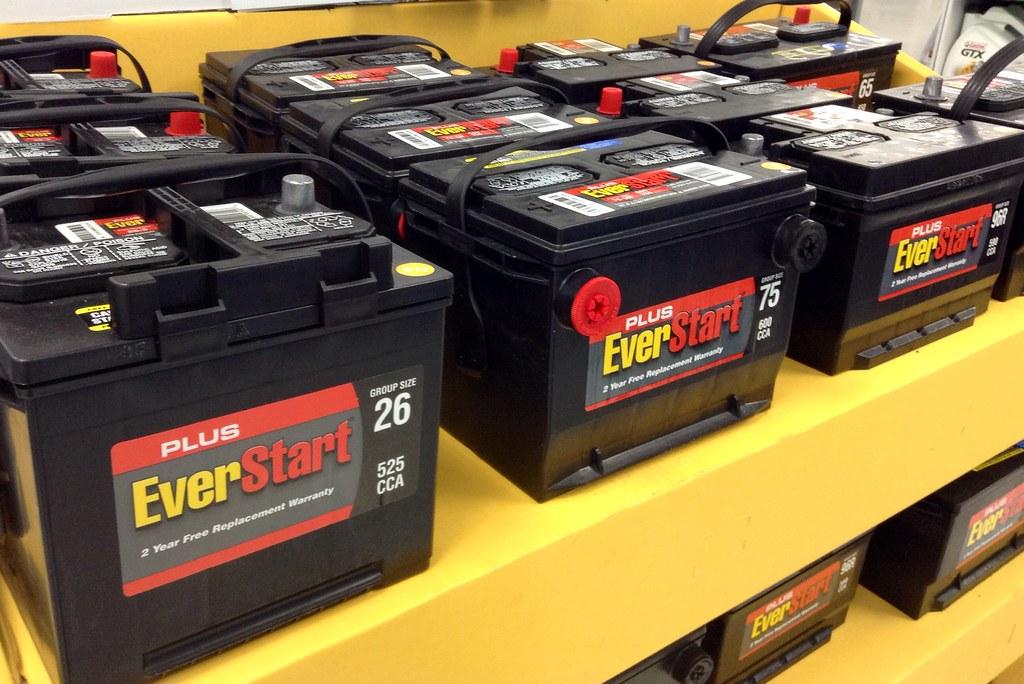 Walmart EverStart Car Batteries, Battery | Walmart EverStart