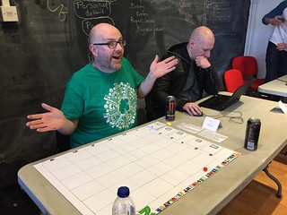 Belfast GameCraft 2017 @ Farset Labs | by whykay