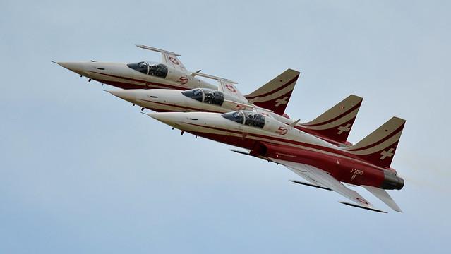 Northrop F5-E .. How Close Do You Want It ??