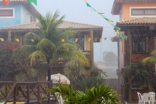 Rainstorm in Itacimirim | by rcolonna