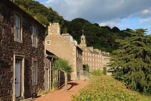 New Lanark, Scotland (Unesco world heritage site)