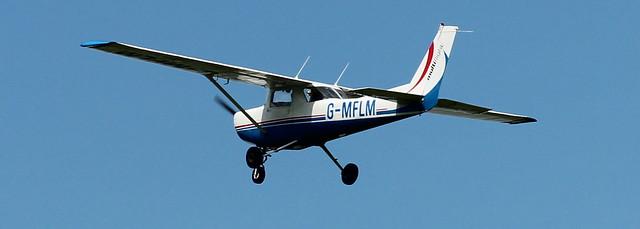 Reims/Cessna G-MFLM