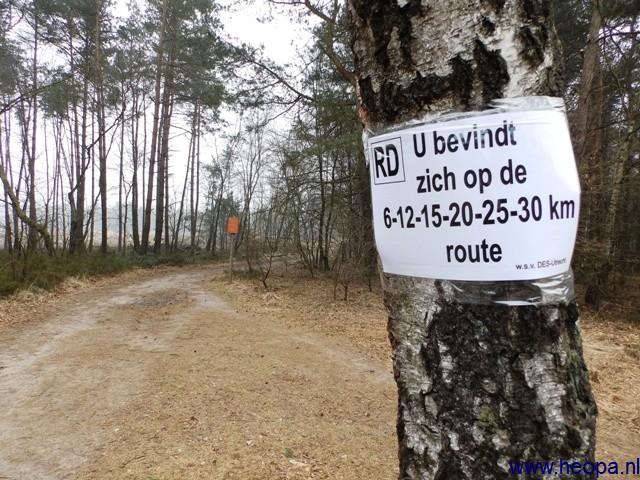 30-03-2013 Ugchelen 30 Km  (12)