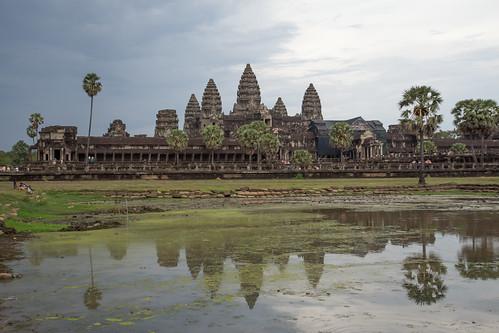 Ankgor Wat Daytime   by a300zx4pak