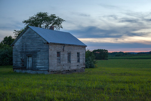 old sunset sky building abandoned architecture clouds rural canon 50mm prime virginia country faded va valley winchester shenandoahvalley frederickcounty primelens niftyfifty rurex 5dmarkii