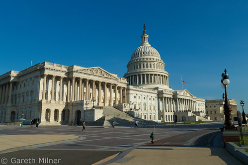 Capitol Building | by mrgarethm