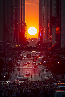 Manhattanhenge | by Eduard Moldoveanu Photography