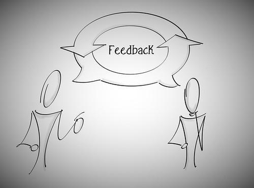 sketchnote feedback