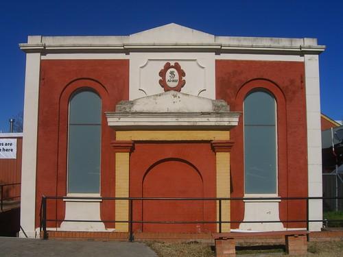 architecture australia newsouthwales williamstreet bathurst methodistchapel