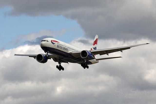 G-YMMB, Boeing 777-236/ER
