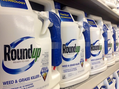 RoundUp Monsanto | by JeepersMedia