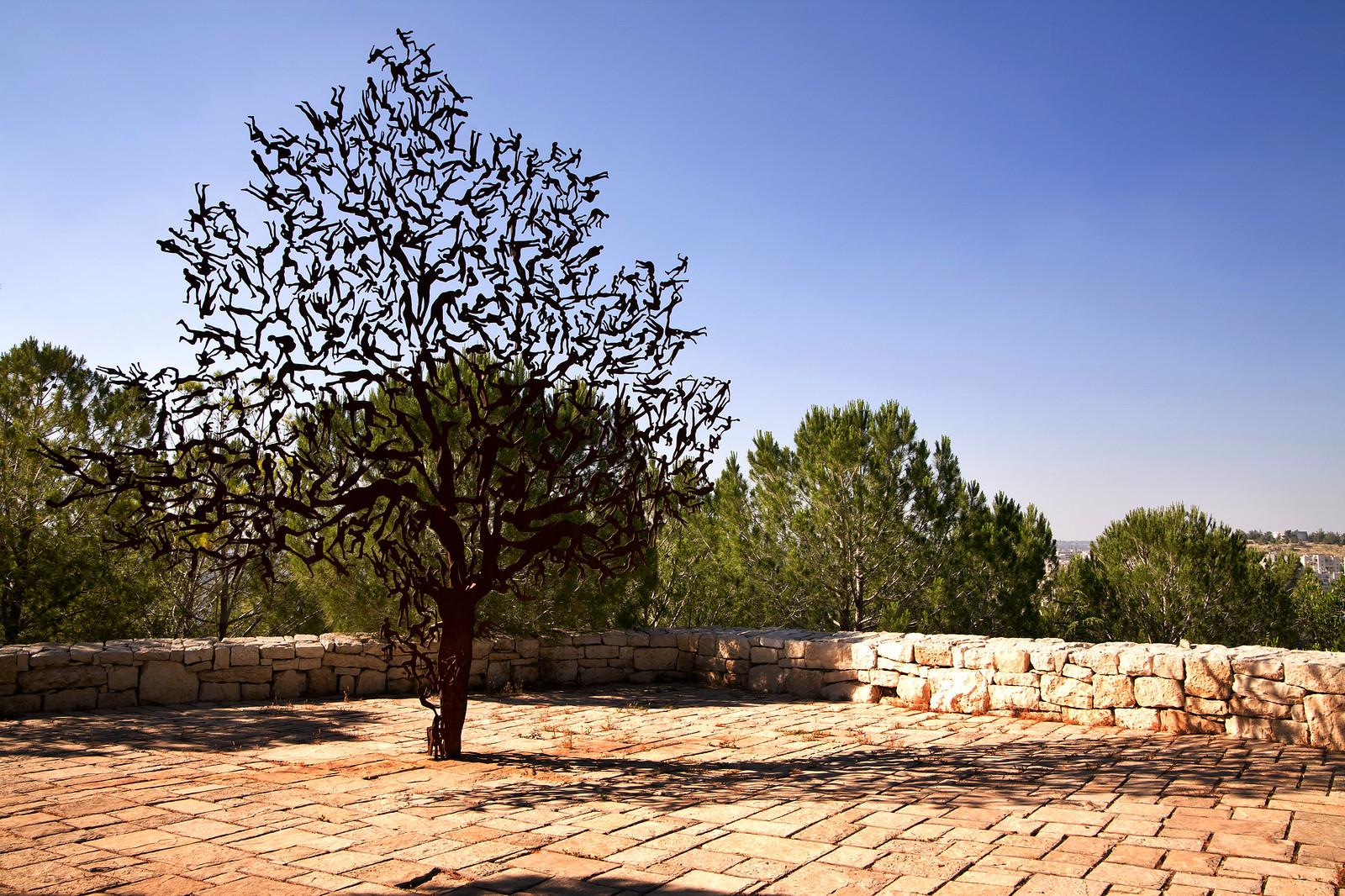 Jerusalem_Yad Vashem_Partisans' Panorama _Noam Chen_IMOT