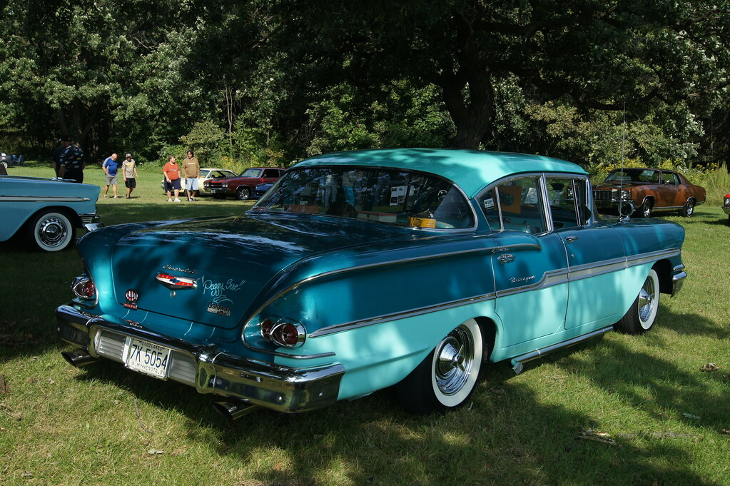 1958 Chevrolet Biscayne | 47th Annual Twin Cities ...