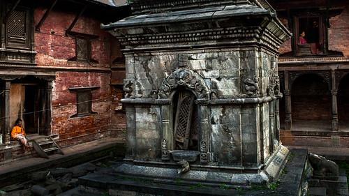nepal kathmandu pashupatinath oldagehome