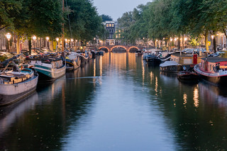 Canals of Amsterdam | by Per Salomonsson