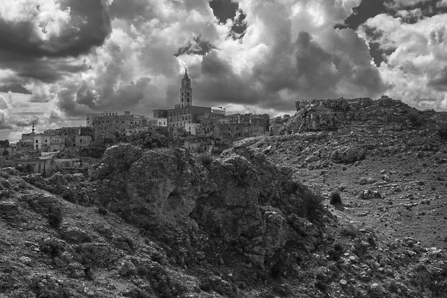 stones of Matera