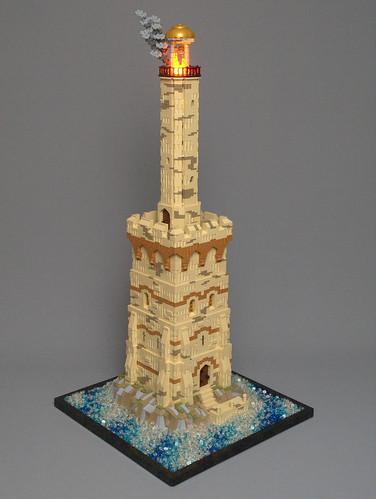 Lighthouse of Barqa