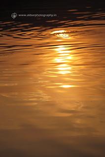 Sunrise at Krishna Riven Bank | by Akbar - Web Designer and Freelance Photographer