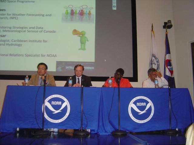 2013 NOAA Satellite Conference