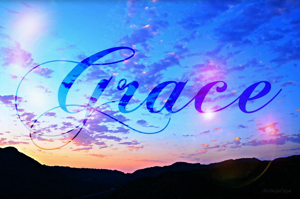 'Grace of God...'