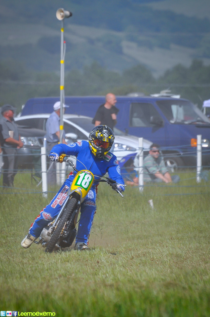 Megan Holtby Cheshire Grasstrack Club Gawsworth Flickr
