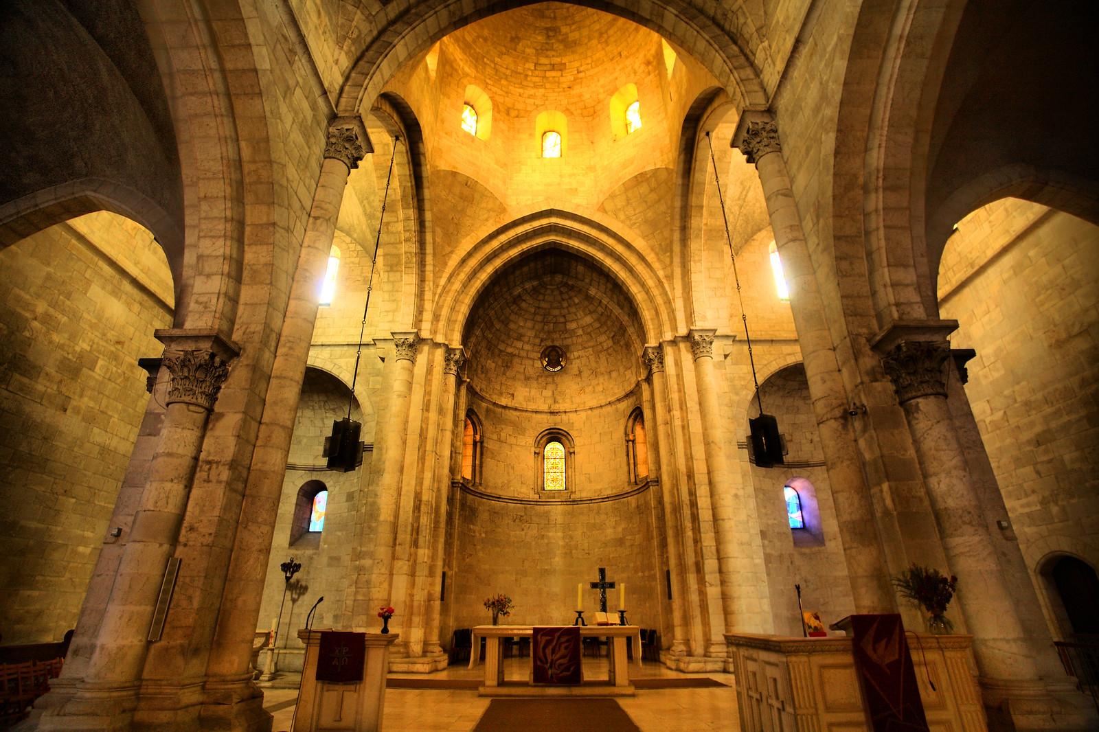Jerusalem_The Redeemer Church_4_Noam Chen_ IMOT