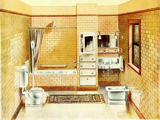 "Image from page 23 of ""Modern bath rooms : with useful information and a number of valuable suggestions about plumbing for home builders or those about to remodel their present dwellings"" (1912) 