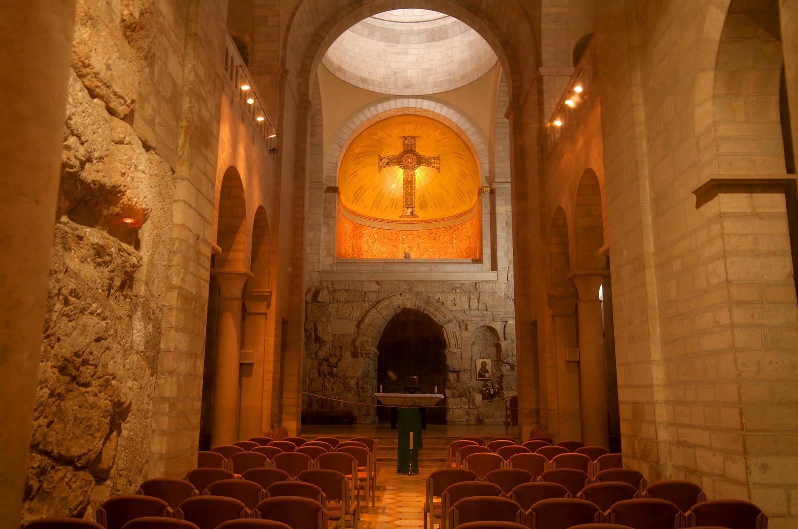Jerusalem_Via Dolorosa_Ecce Homo Basilica_Noam Chen_IMOT