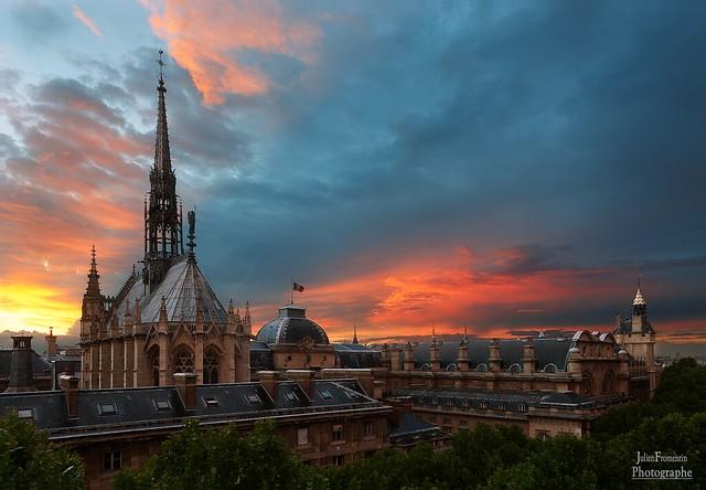 Sainte-Chapelle & Conciergerie, Paris