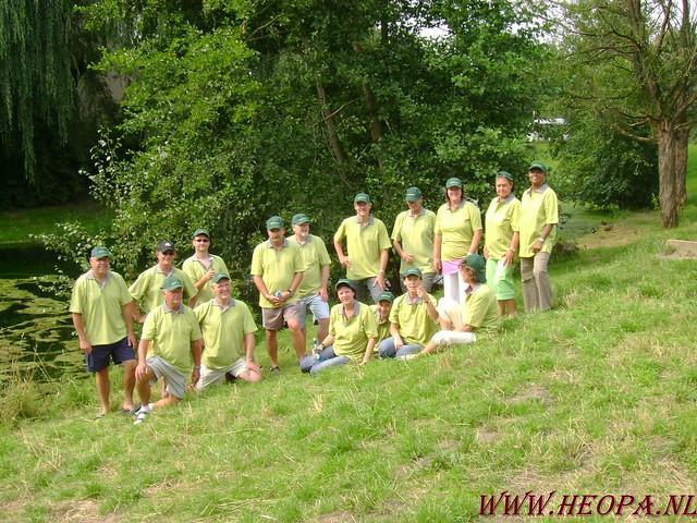 2007-07-16 Startbewijs op halen en vlaggen parade. (25)