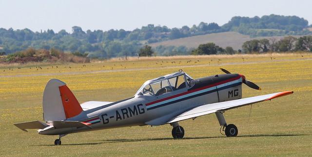 G-ARMG de Havilland DHC-1 Chipmonk 22A