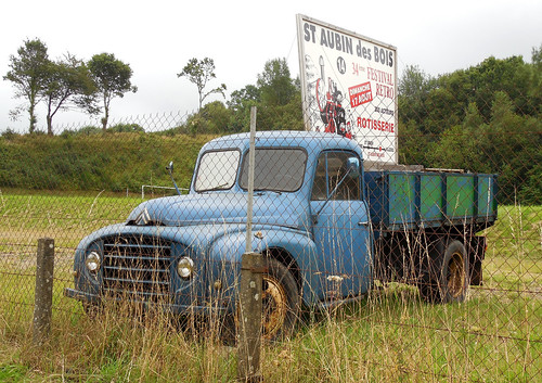 Citroen U23 Lorry   by Spottedlaurel