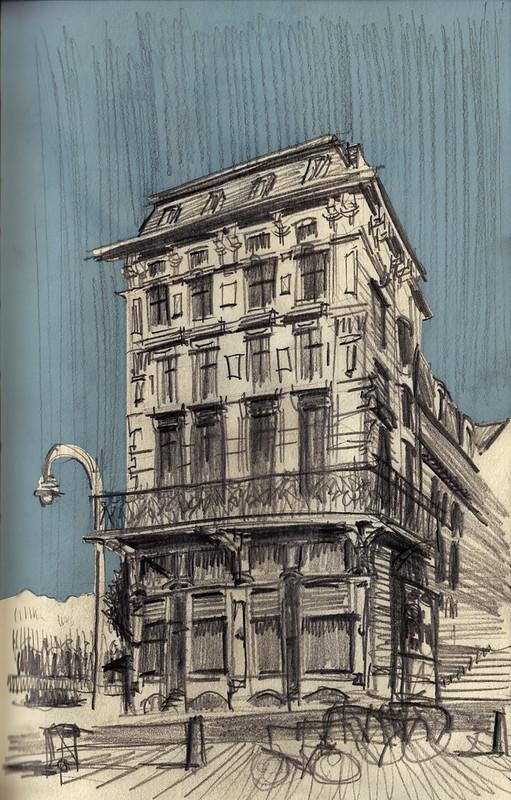 Liège – Rue de la Cité