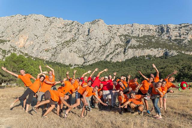 ESA CAVES 2014 team
