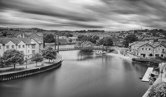 240 seconds of Exeter Quay