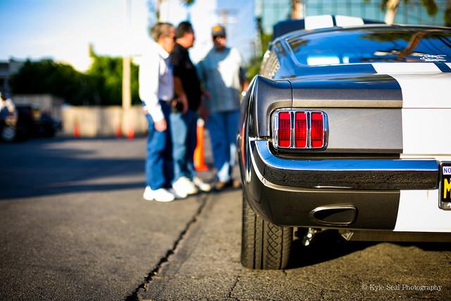 Bob's Big Boy Cruise Thru: Mustang