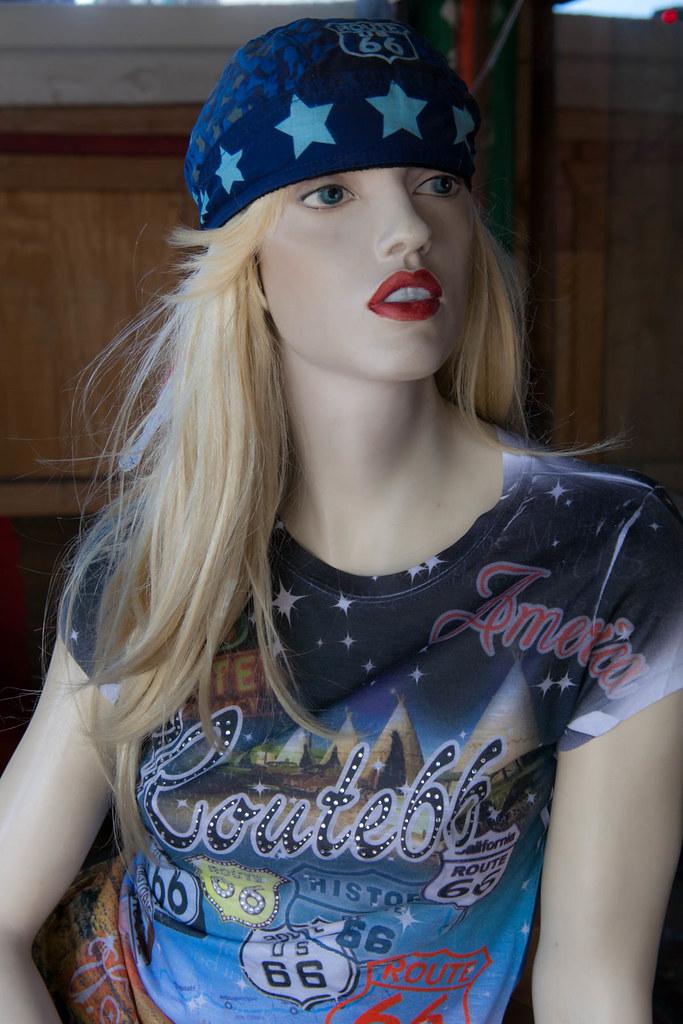 Barbie in Seligman?