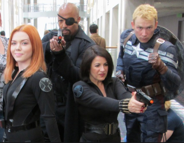 S.H.I.E.L.D. at Wizard World Philly