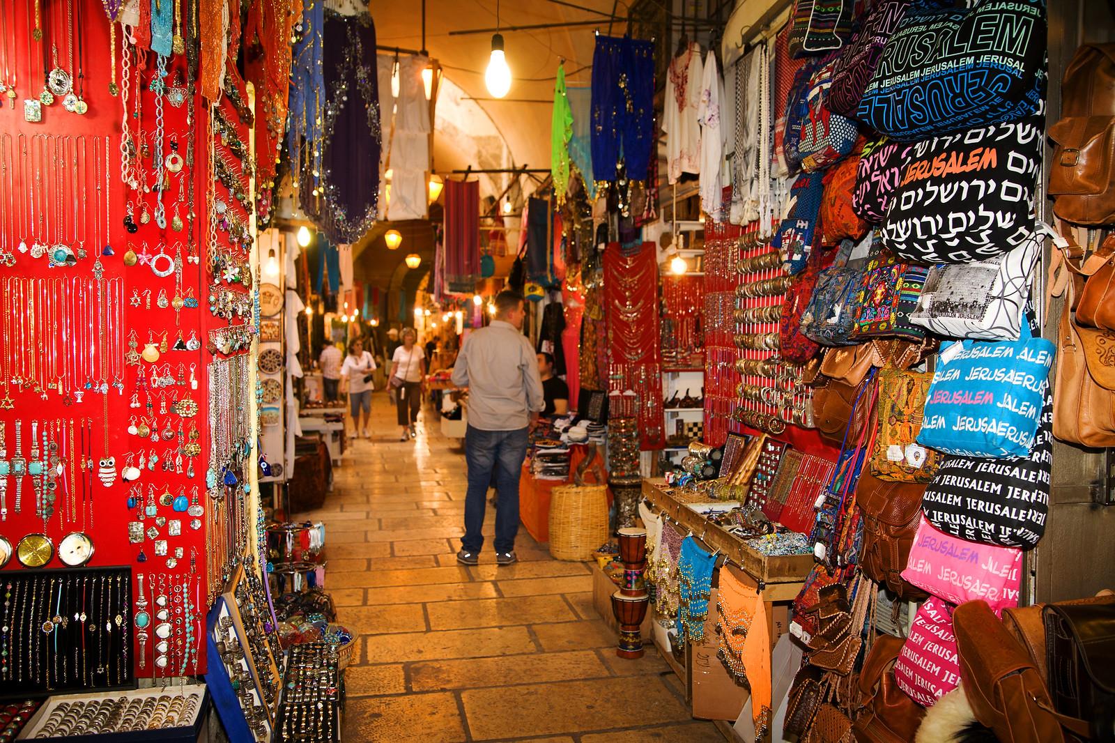 Jerusalem_OLd City market_4_Noam Chen_ IMOT