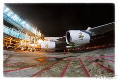Emirates 'Pelé-ane' A380 A6-EEQ
