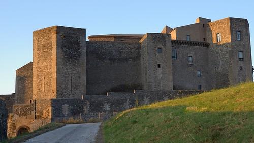 Castello di Melfi al tramonto | by VirgoRA