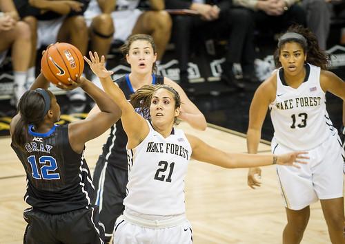 Wake Forest women's basketball