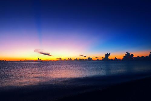 longexposure travel sea sky night clouds sunrise reflections landscape nightscape taiwan olympus bluehour 夜景 hualien 七星潭 magichour 花蓮 em1 日出 chihsingtan nd106 1240mmf28