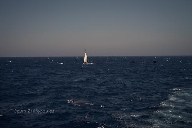 Aegean Sailing...