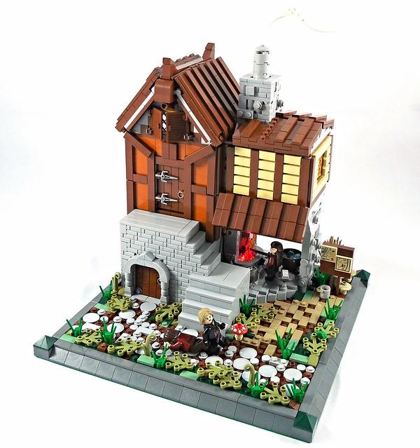 (Goh 4) At the Blacksmith's Shop