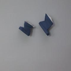 วิธีทำของเล่นโมเดลกระดาษกับตันอเมริกา (Chibi Captain America Papercraft Model) 011